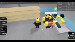 Retail Tycoon!!! Roblox P3 # might be the end!