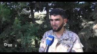 جيش النصر يؤكد تكبيد  قوات النظام خسائر فادحة في قرية المصاصنة بحماة