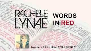 Watch Rachele Lynae Words In Red video