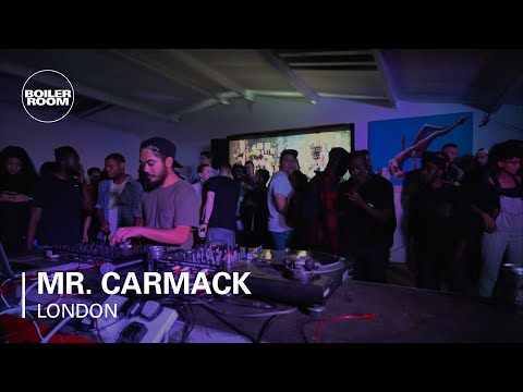 Mr. Carmack Boiler Room London DJ Set
