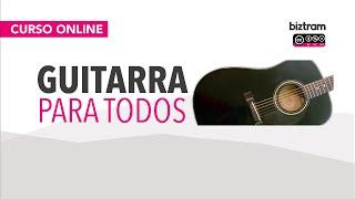 CURSO ONLINE GUITARRA PARA TODOS
