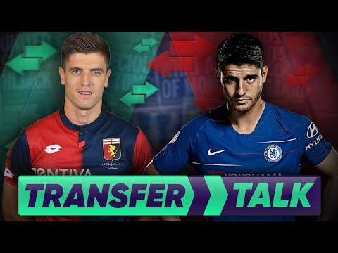 Chelsea To Replace Alvaro Morata With Europe's Most Wanted Striker?! | Transfer Talk
