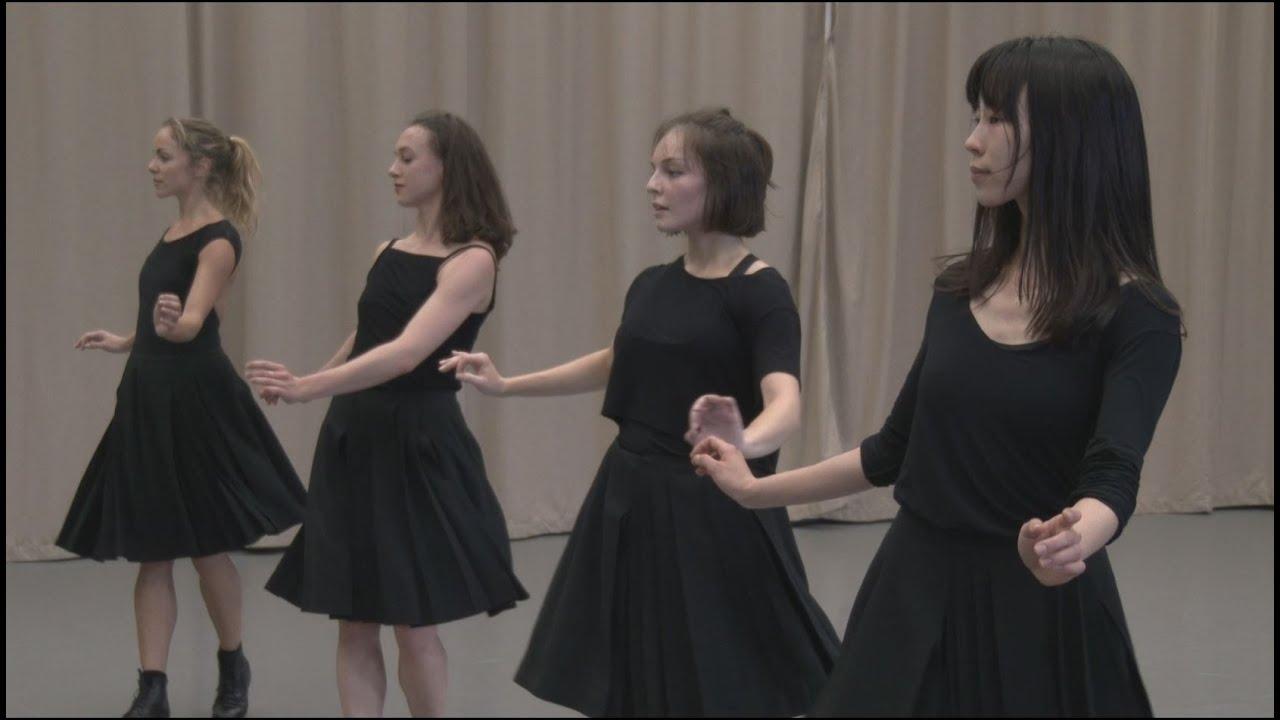 Black dress quartet trailer