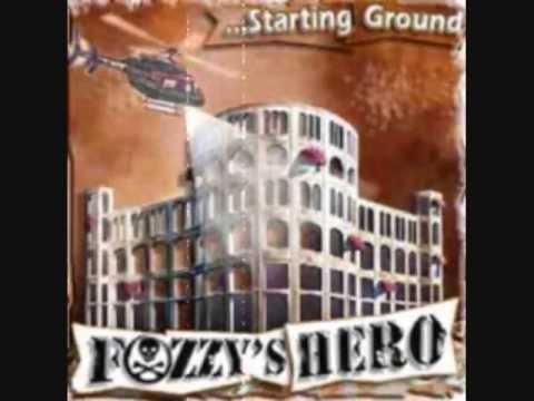 "Fozzy's Hero: ""Starting Ground"" 2003 (entire album)"