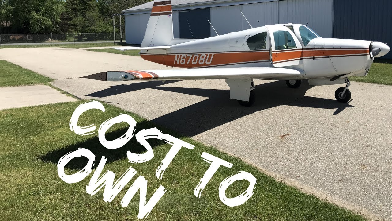 Download How Much It Costs To Own An Airplane   My Exact Numbers   Mooney M20C