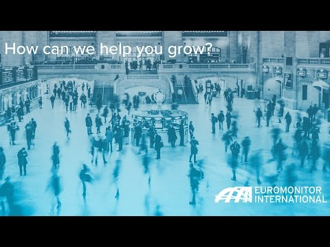 How can Euromonitor Help you Grow?