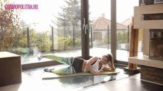 Baixar Cosmo Bikini Boot Camp - Feszes popsi edzés | Cosmopolitan