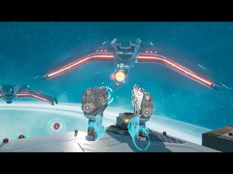 Galactic Rangers VR at Tech Time |