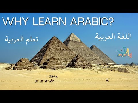Why Learn Arabic? Arabic Lessons For Beginners #0/5