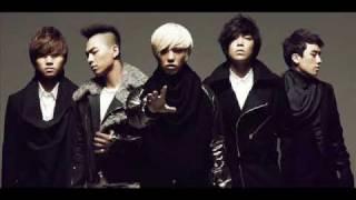 Big Bang-Koe Wo Kikasete (acoustic version)