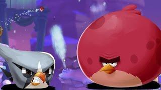 Мультик Игра для детей Энгри Бердс 2. Прохождение игры Angry Birds [34] серия