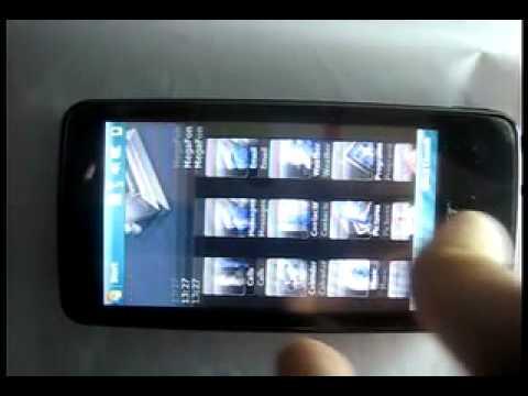 acer f900 презентация.3gp