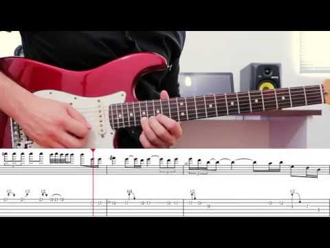 how to play comfortably numb solo 2