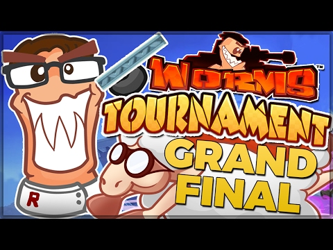 TITANIC TERRIFIC AND TERRIBLE - Worms W.M.D. Tournament! ('Grand' Final)