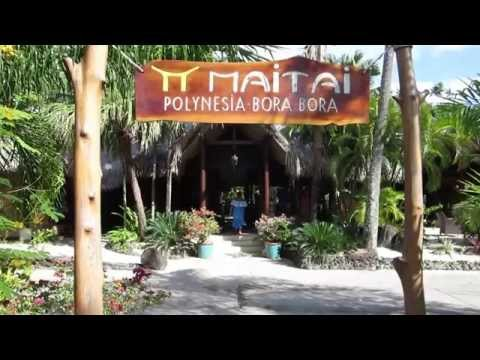 Bora Bora -The Best Hotel is Maitai Polynesia for Your $$$