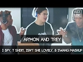 I Spy, T Shirt, Isn't She Lovely, & Swang MASHUP | Alex Aiono Mashup FT AR'MON AND TREY