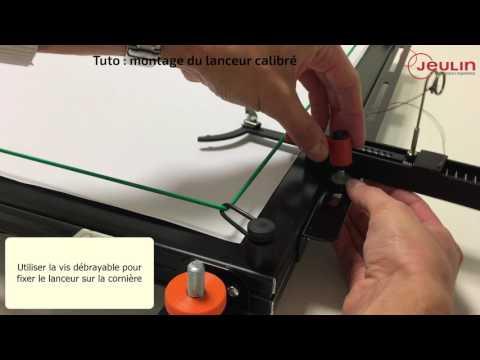 Tutoriel de montage du lanceur calibré - Jeulin TV - Jeulin