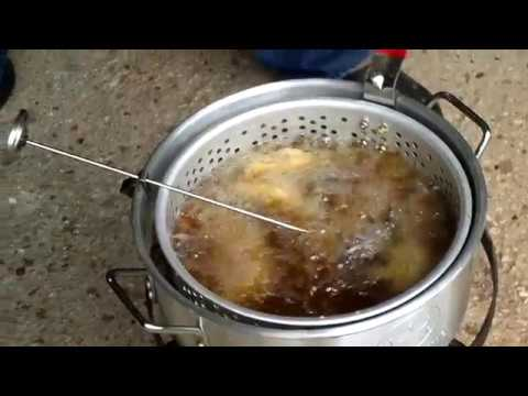 Frying Fish Southern Style Fish Fry Croaker, Tilapia, And Red Gulf Snapper,