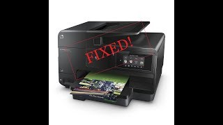 hp officejet pro 8625 flush printhead