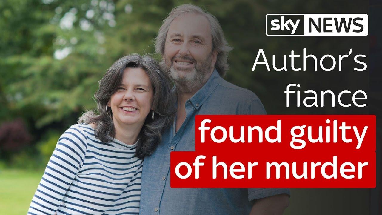 Ian Stewart found guilty of murdering fiance Helen Bailey