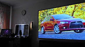 Светоотражающая ткань h8803 пр-во Украина проектор XGIMI H1 - YouTube