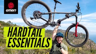 How To Ride A Hardtail Mountain Bike Fast | Essential Hardtail Skills