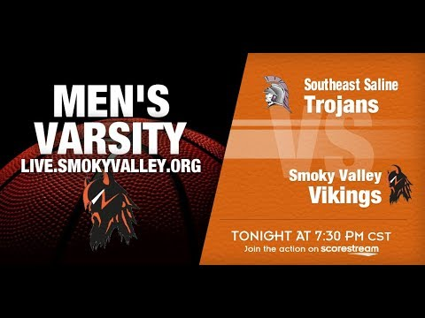 SVHS Men's Varsity Basketball vs Southeast Saline High School