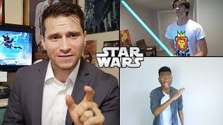 REVEALING Some Auditions by the Director - Star Wars Theory Vader Fan Film