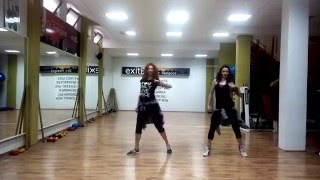 Zumba® fitness | All my love by Major Lazer and Adriana Grande