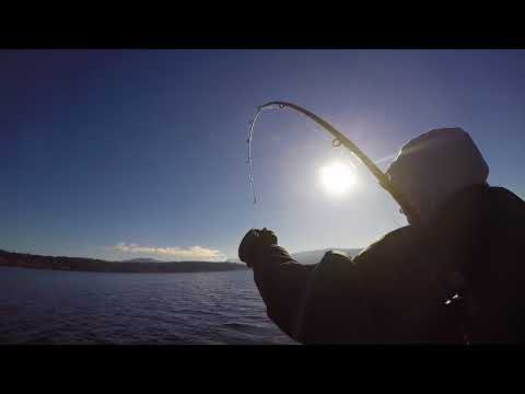 Elgin Fishing God's Tooth Spoons  Lake Sammamish, WA - 12/5/2017