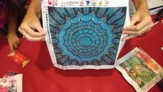 Diamond Painting Unboxing - 4 From PosterLOL