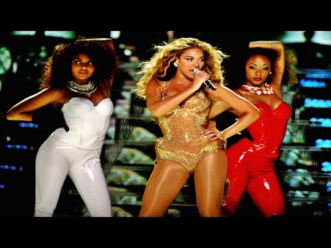Beyoncé -  I Am... World Tour Full Version  ( Ucrânia|Ukraine ) Full Version