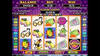 Desert Nights Casino - Fruit Frenzy Slots