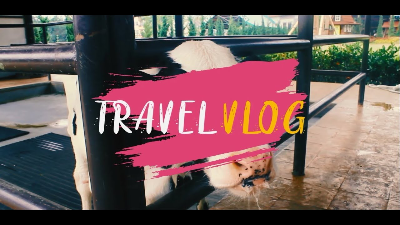 Travel Vlog ( THE RANCH BOGOR ) - YouTube