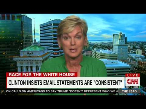 Clinton Surrogate Granholm Gets 100% Shut Down On Clinton Email Talking Points