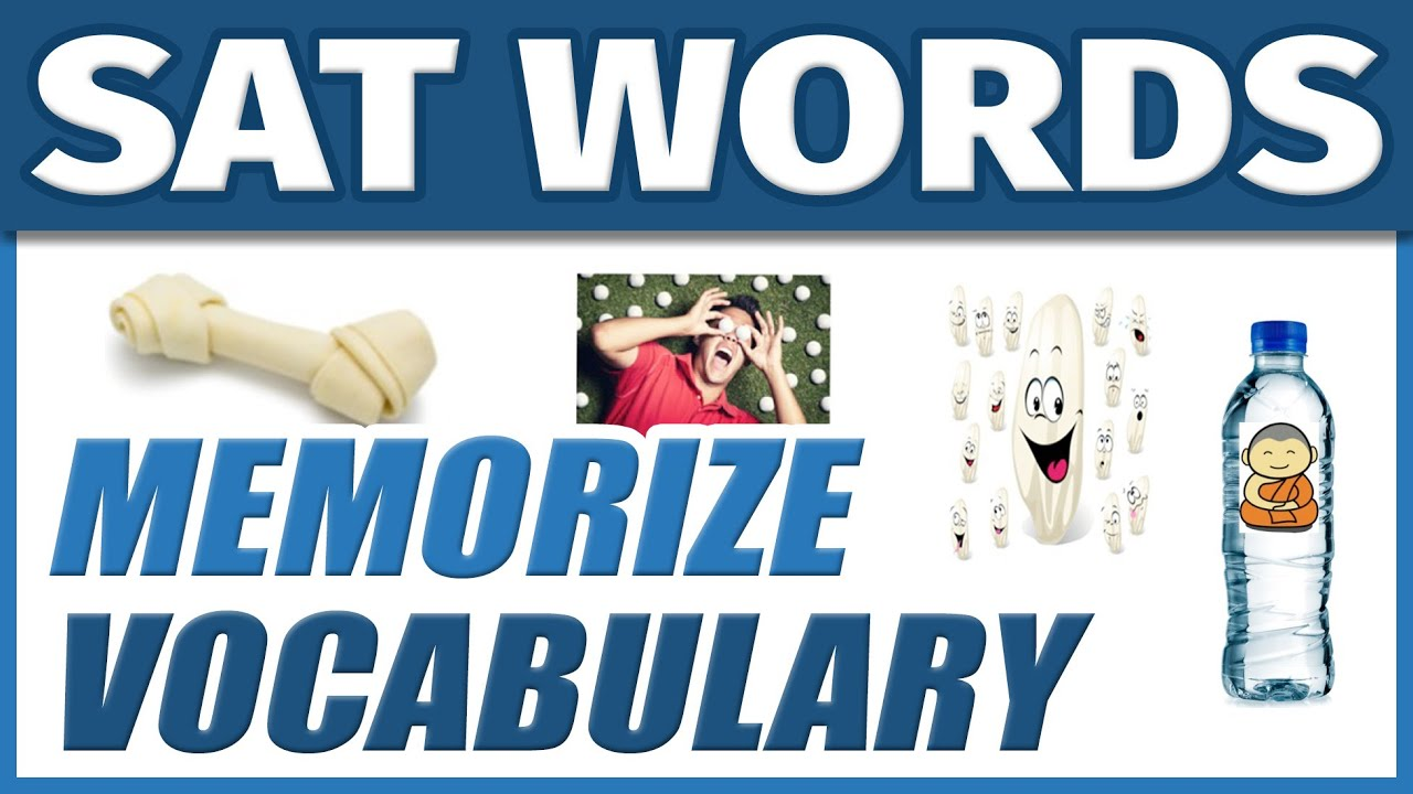Learn English College Vocabulary Sat Words