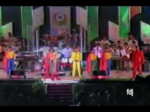 Harvey Malaiholo - Selamat Datang Cinta - Winner FLPTN 1985