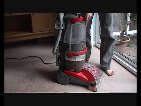 Vax Dual V Carpet Washer Youtube
