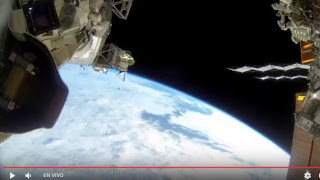 NASA Live - Earth From Space (HDVR) ♥ ISS LIVE FEED #AstronomyDay2017 👽 | Subscribe now!