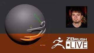 Joseph Drust - #AskZBrush LIVE - Episode 8