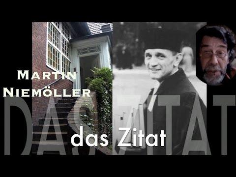 Martin Niemöller's