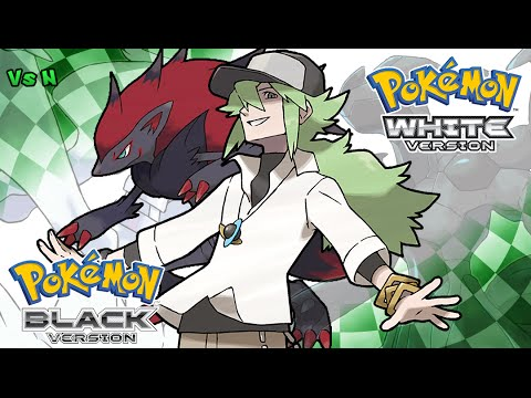 Pokemon Black/White - Battle! N Music (HQ)