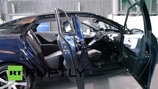 видео Водородная модель Toyota - скоро серийный выпуск