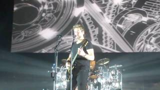 Nickelback - Animals @ Hartwall Arena, Helsinki, FIN 2.9.2016
