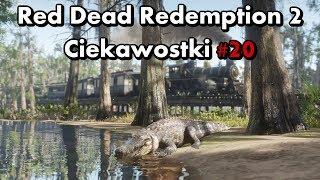 Red Dead Redemption 2 - Ciekawostki #20 - Osioł, ukryty napis, Strange Man i nie tylko