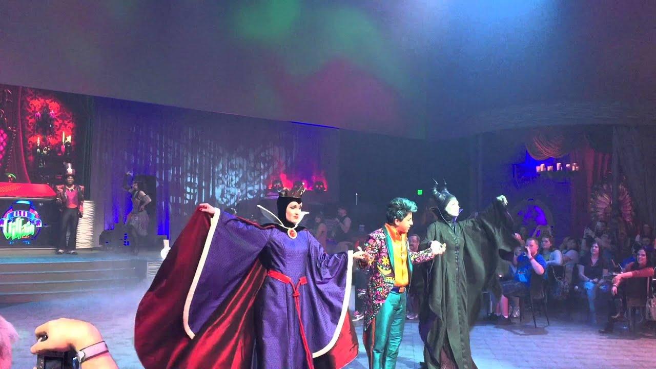 Disneys Atlantis The Villains: Club Villain Finale Featuring Host Dr Facilier And Disney