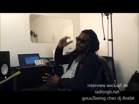 interview exclusif dj arafat