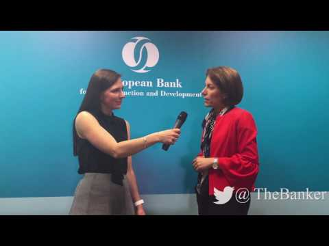 Barbara Rambousek, lead inclusion economist, EBRD - View from EBRD
