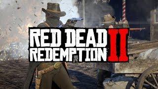 Zabłąkany wielebny (12) Red Dead Redemption 2