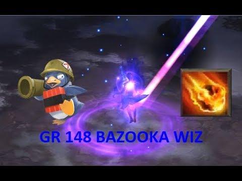 D3 2 6 4] S16 GR148 R1 4 MAN BAZOOKA WIZARD : Diablo